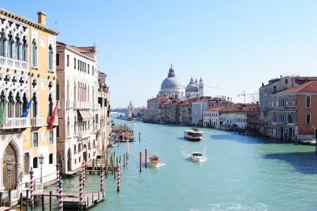 Itinerario Venezia dall'acqua