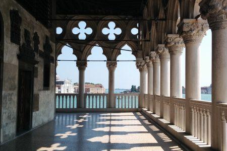 Lucia Scarpa Palazzo Ducale